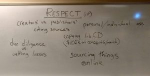photo of whiteboard, transcribed below